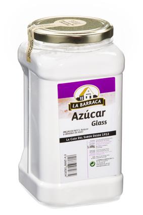 Azúcar Glass BOTE GRANEL