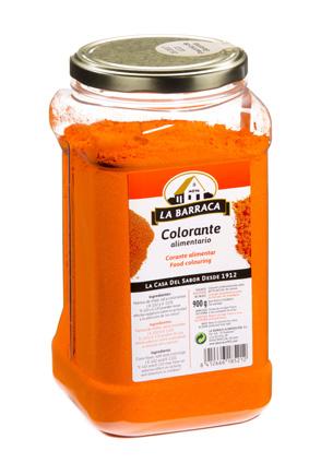 Colorante Alimentario Bote Granel