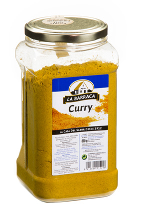 Curry Bote Granel