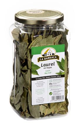 Laurel en Hojas Bote Granel