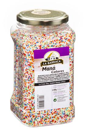 Maná Colores BOTE GRANEL