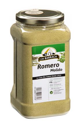 Romero Molido Bote Granel