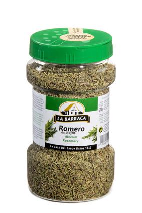 Romero en Hojas Bote Hotelero