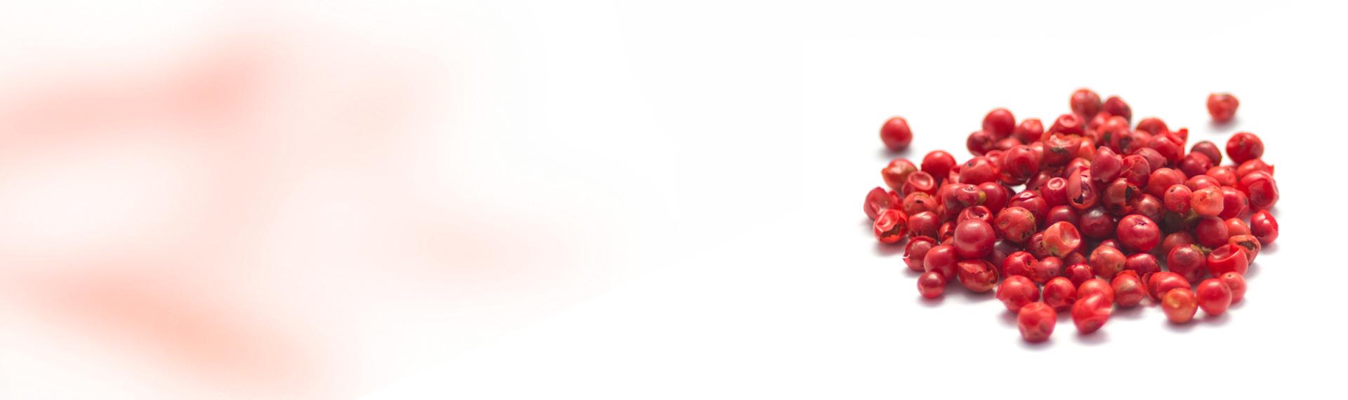 Pimienta Rosa en Grano