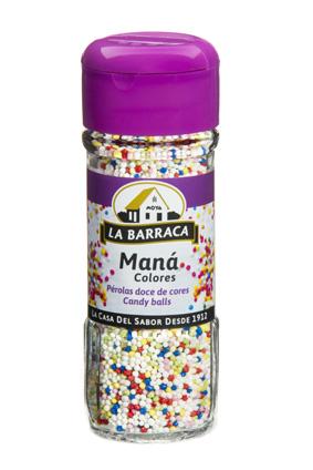 Maná Colores TARRO CRISTAL