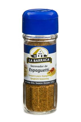 Sazonador Espaguetti TARRO CRISTAL