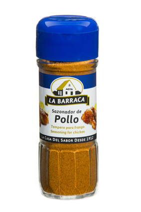 Sazonador Pollo TARRO CRISTAL