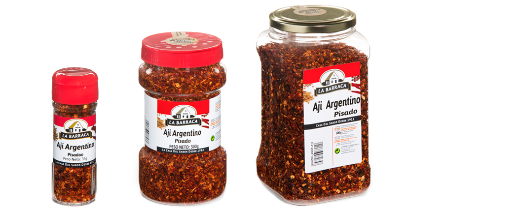 Aji Argentino Pisado