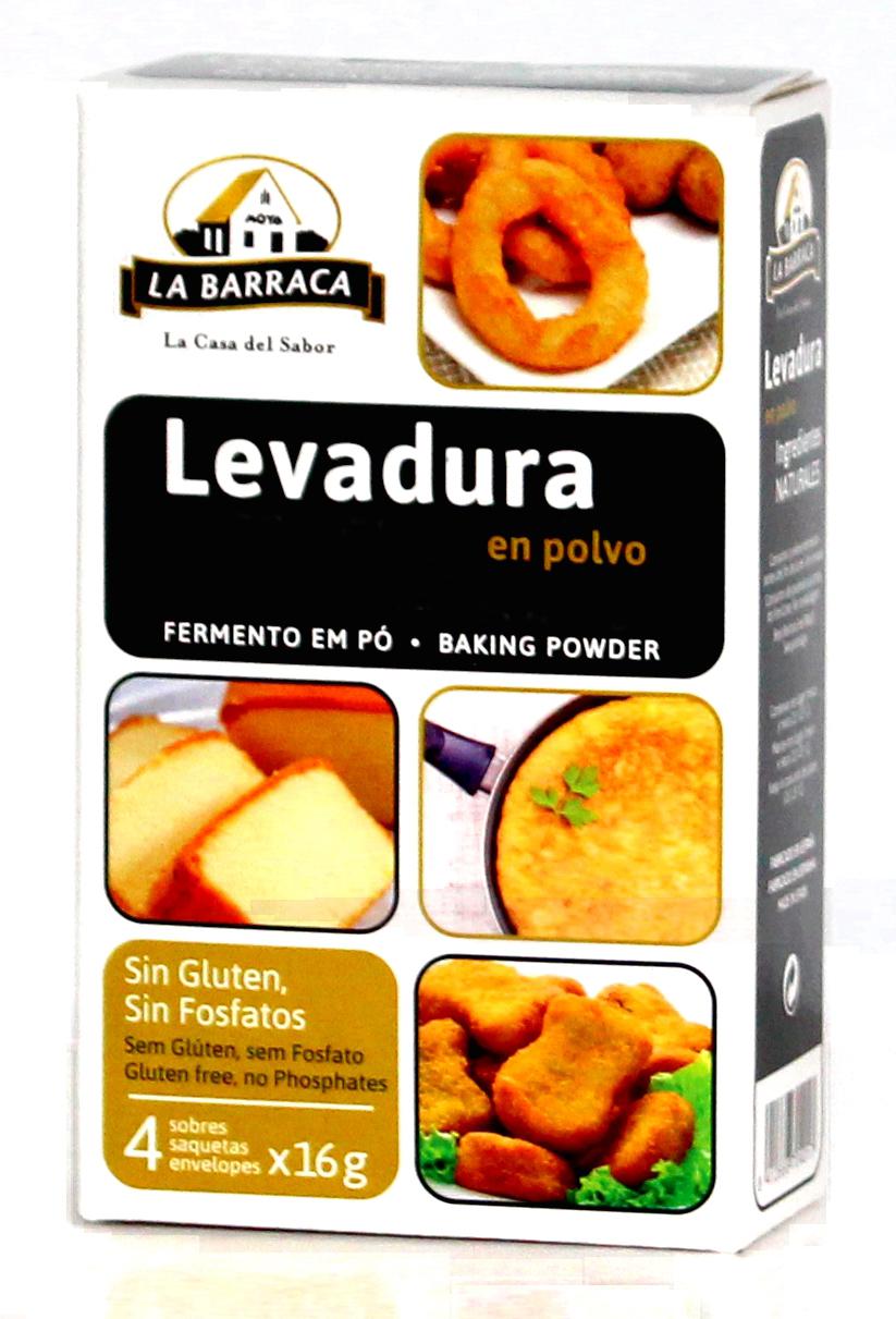Levadura en Polvo CAJA