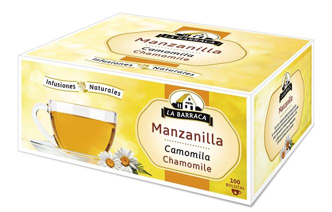 Manzanilla CAJA 100 INFUSIONES