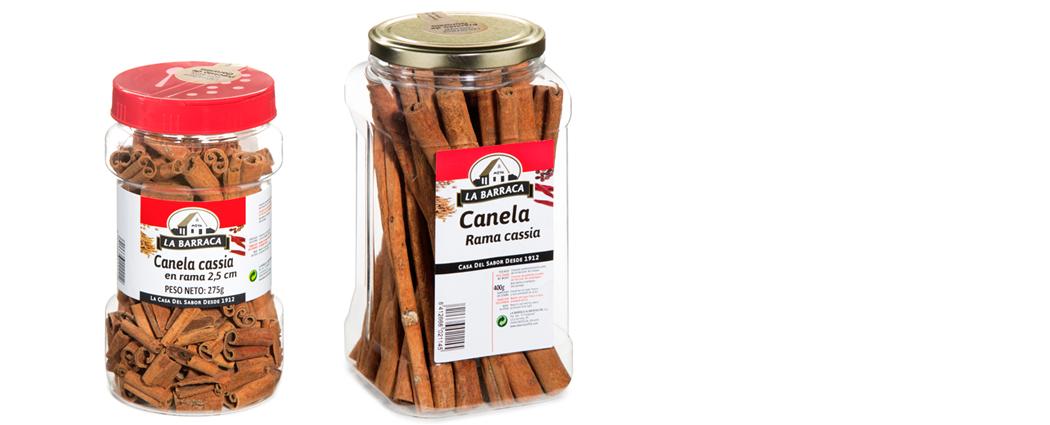 Canela en Rama Cassia