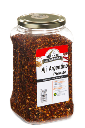 Aji Argentino Pisado Bote Granel