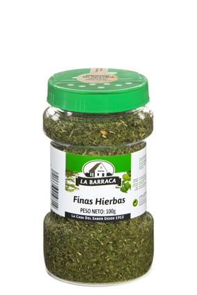 Finas Hierbas Bote Hotelero