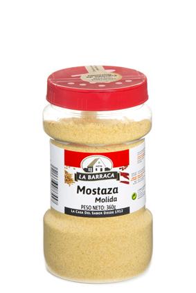 Mostaza Molida Bote Hotelero
