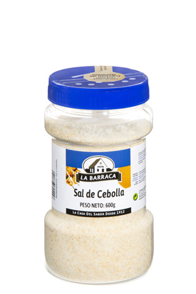 Sal de Cebolla Bote Hotelero