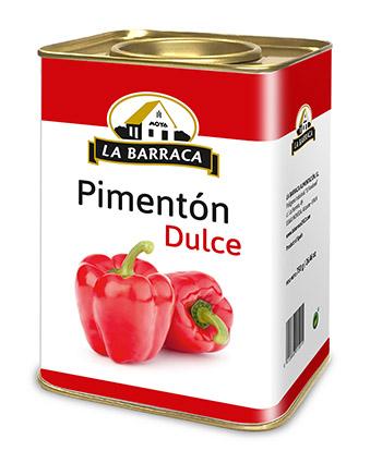 Pimentón Dulce Lata 160 g
