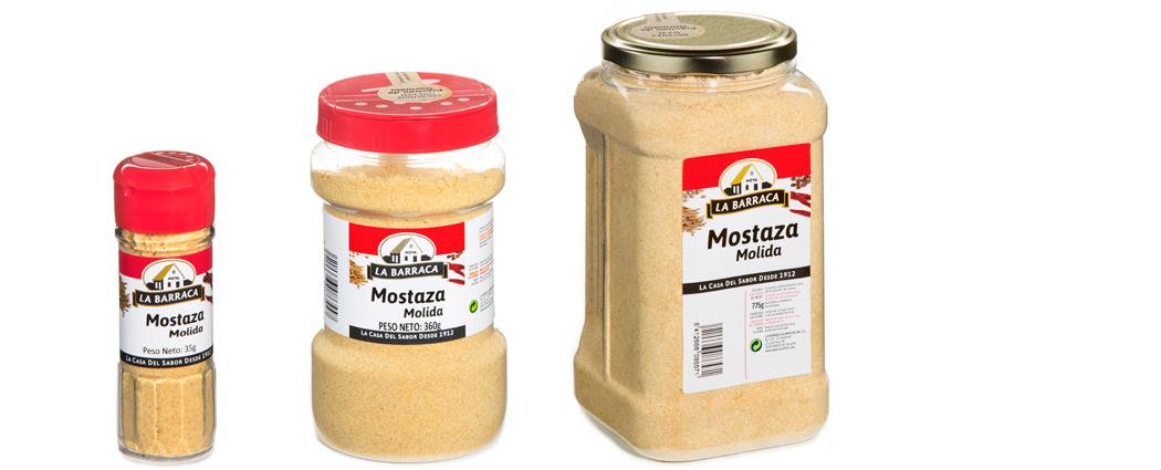 Mostaza Molida