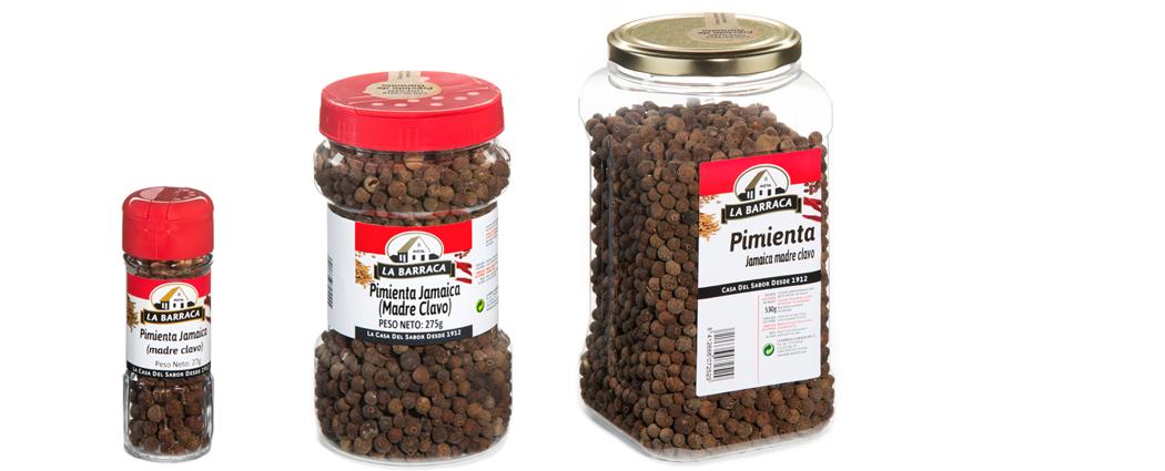 Pimienta Jamaica<br /> Madre Clavo