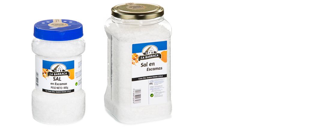 Sal en Escamas