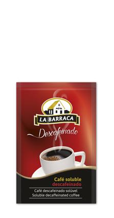 Café Soluble Descafeinado Sobre 2 g
