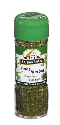 Finas Hierbas Tarro Cristal