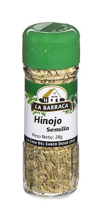 Hinojo en Semilla Tarro Cristal