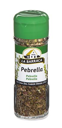 Pebrella Tarro Cristal