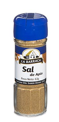 Sal de Apio Tarro Cristal