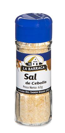 Sal de Cebolla Tarro Cristal