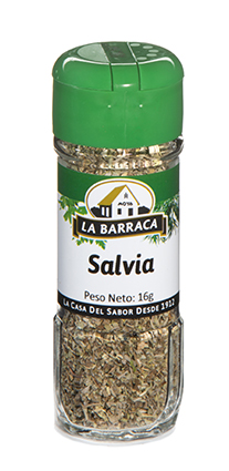 Salvia Cortada Tarro Cristal
