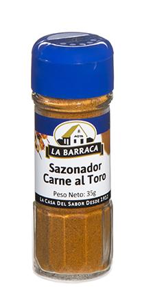 Sazonador Carne al Toro TARRO CRISTAL