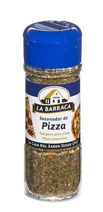 Sazonador Pizza TARRO CRISTAL