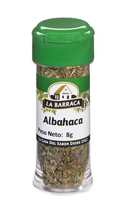 Albahaca TARRO PLÁSTICO