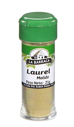 Laurel Molido Tarro Plástico