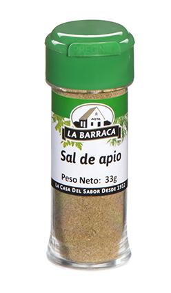 Sal de Apio Tarro Plástico