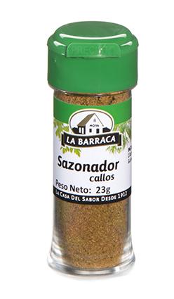 Sazonador Callos TARRO PLÁSTICO