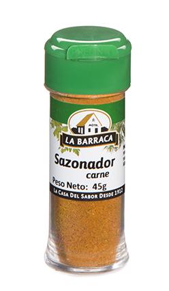 Sazonador Carne TARRO PLÁSTICO