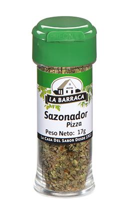 Sazonador Pizza TARRO PLÁSTICO
