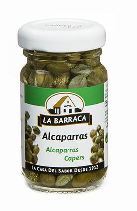 Alcaparras TARRO CRISTAL