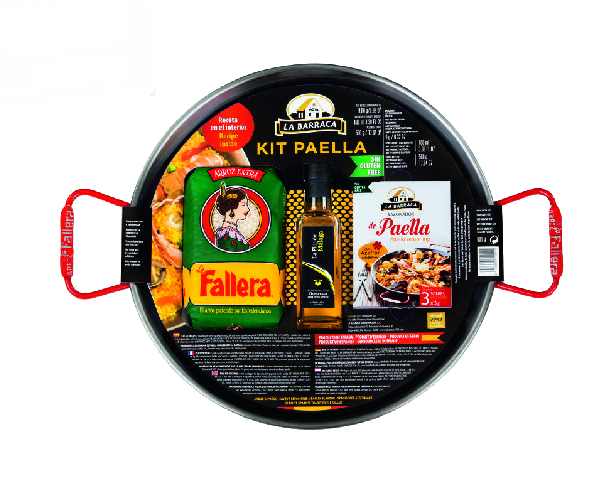 KIT PAELLA KIT PAELLA